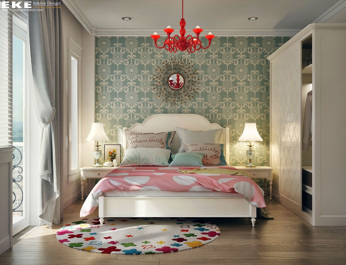 . Lovely Bedrooms With Fabulous Furniture And Layouts
