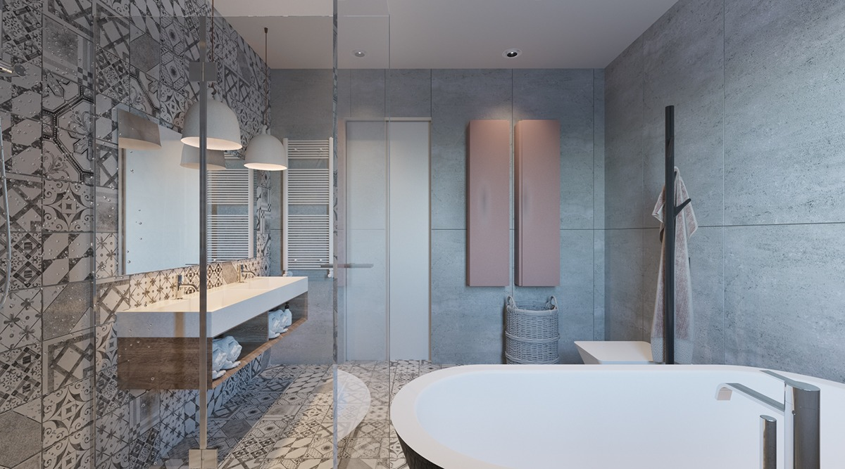 Girly Master Bathroom - 6 master suits to inspire you