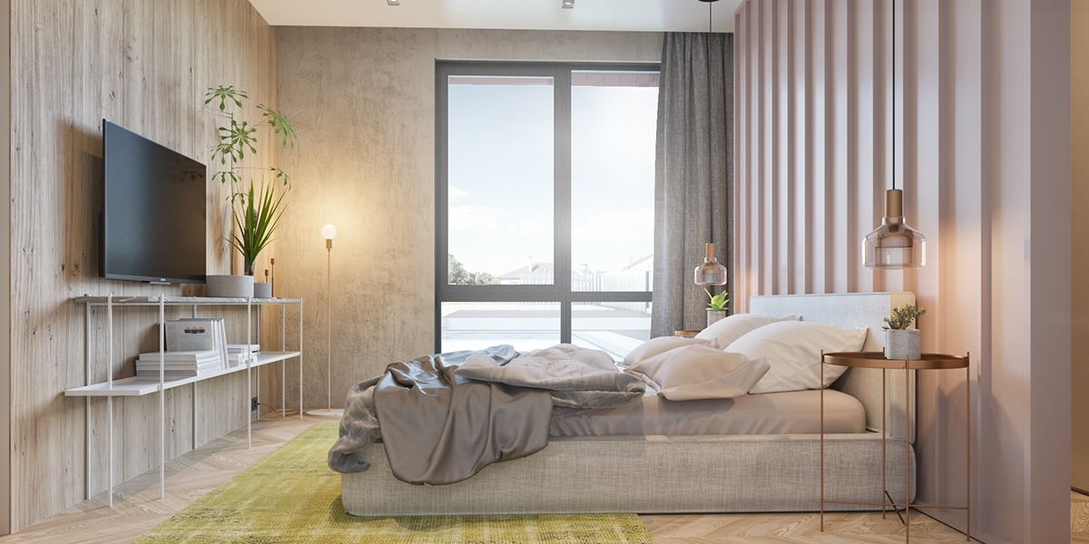 Girly Master Bedroom - 6 master suits to inspire you