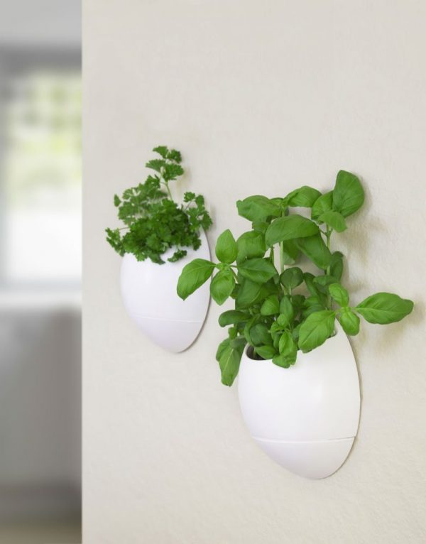 Marvelous Self Watering Indoor Planters Part - 11: Interior Design Ideas