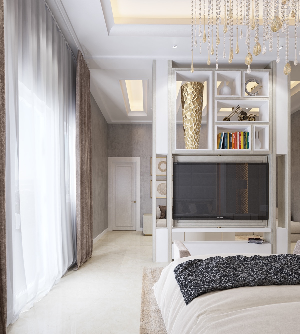 Incredible Master Suite - 6 master suits to inspire you