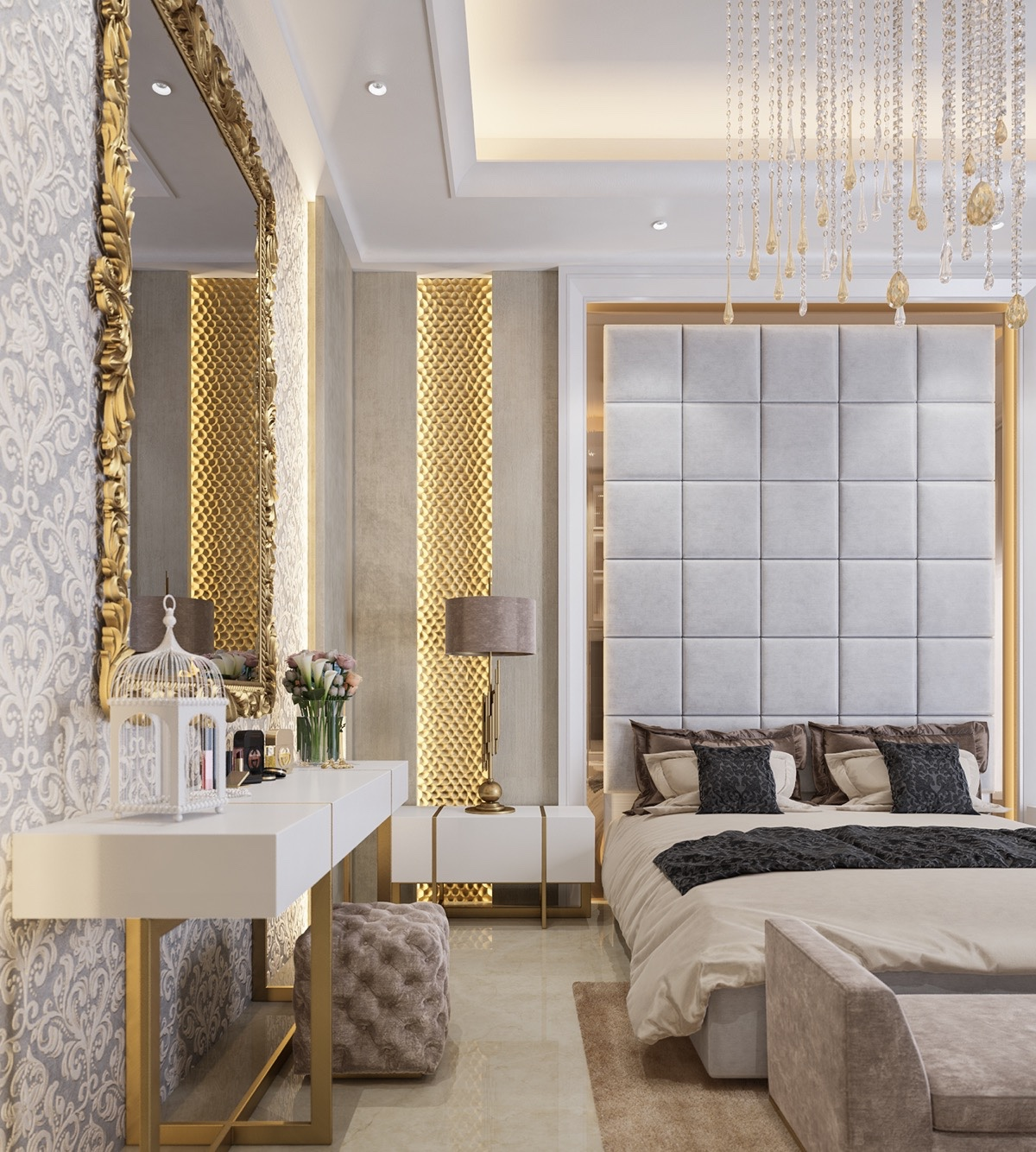 Luxury Master Suite Ultimate Master Suite - 6 master suits to inspire you