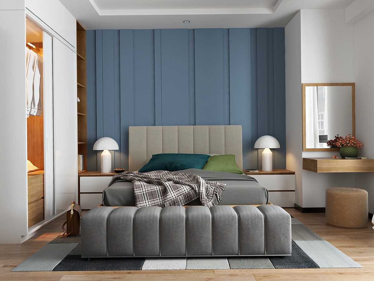 Masculine Master Bedroom Suite - 6 master suits to inspire you