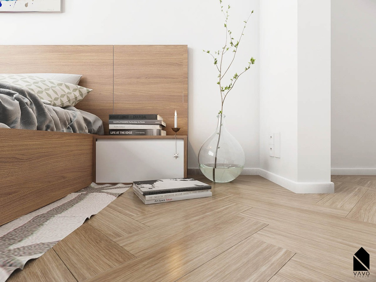 Minimalist Bedroom Deisgn Tables - 6 master suits to inspire you