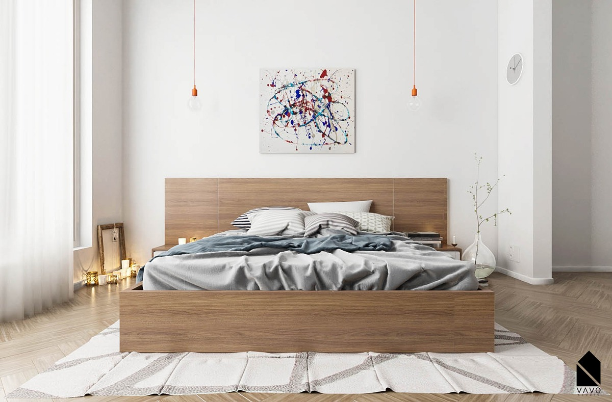 Minimalist Bedroom - 6 master suits to inspire you