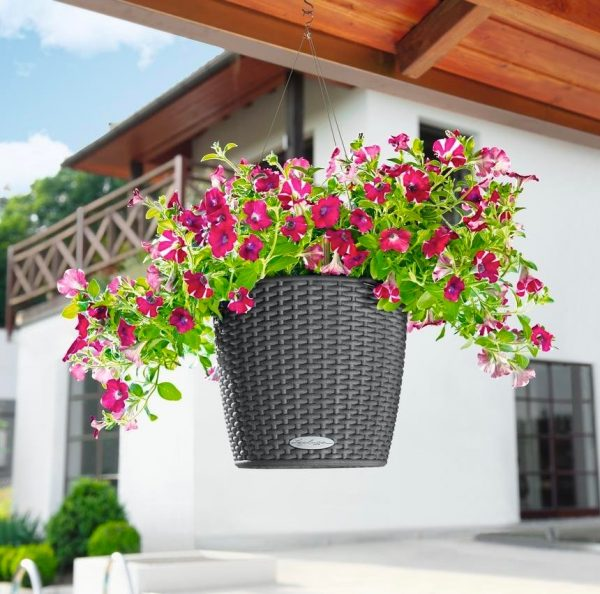 The Big List Of Self Watering Planters For Stylish