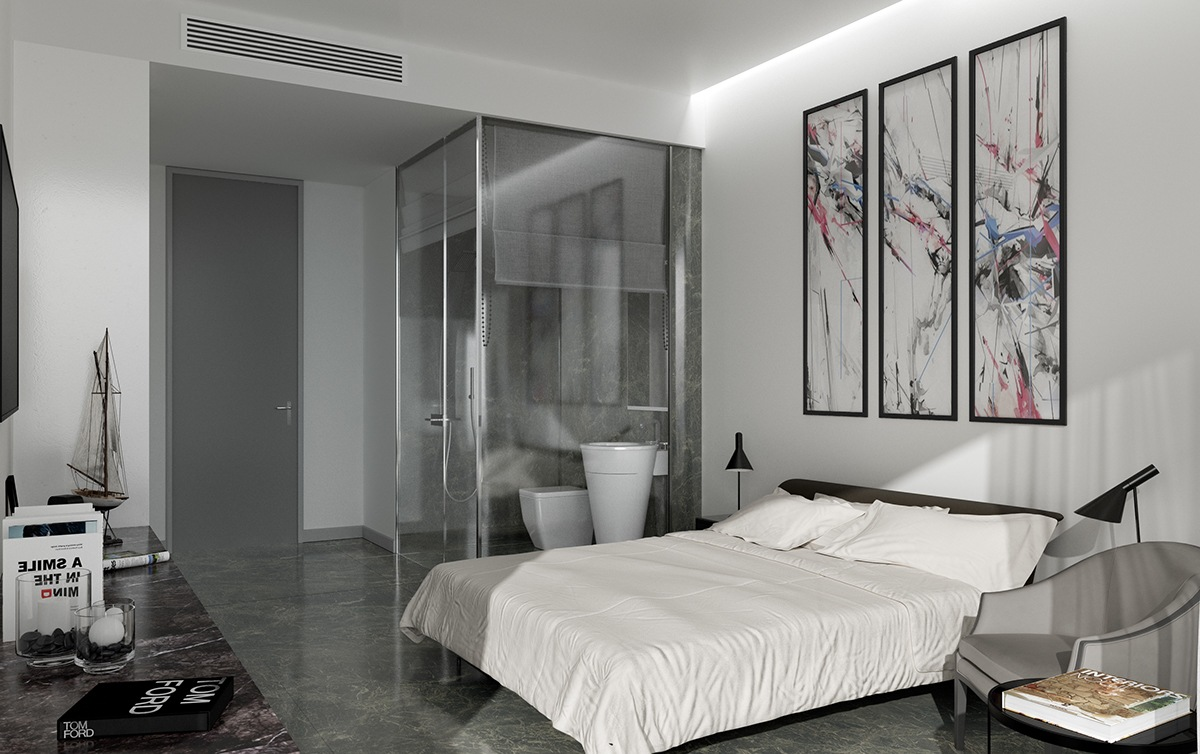 Bedroom Artwork Inspiration - Breathtaking luxury resort villas in bodrum turkey