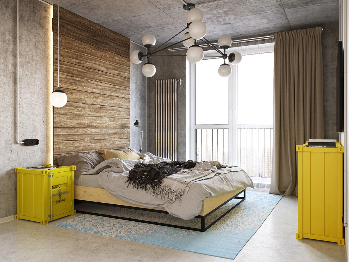 Design Bedroom Inspiration bedroom inspiration roundup cool unconventional themes