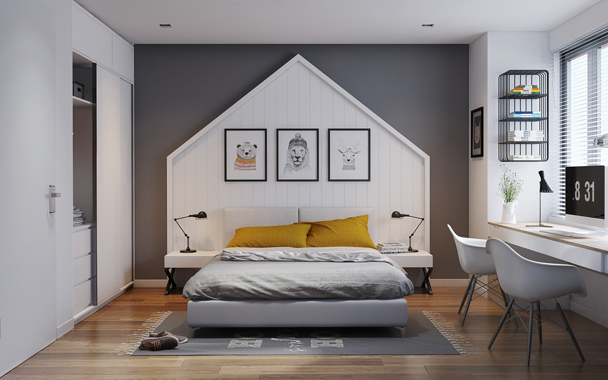Bedroom Themes bedroom inspiration roundup cool unconventional themes
