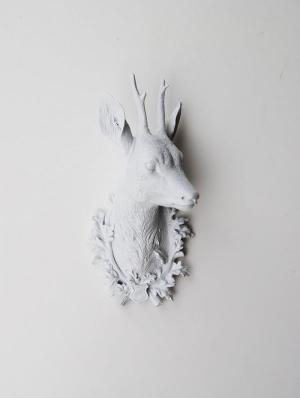 Buy it · the amalia faux deer head this highly