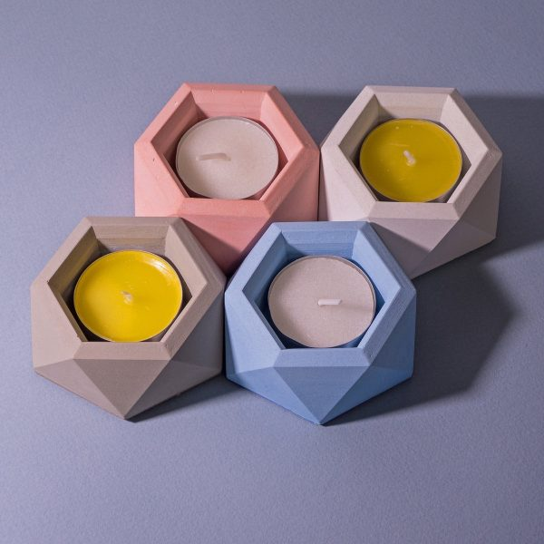 Unique tea light holders to up your occasion