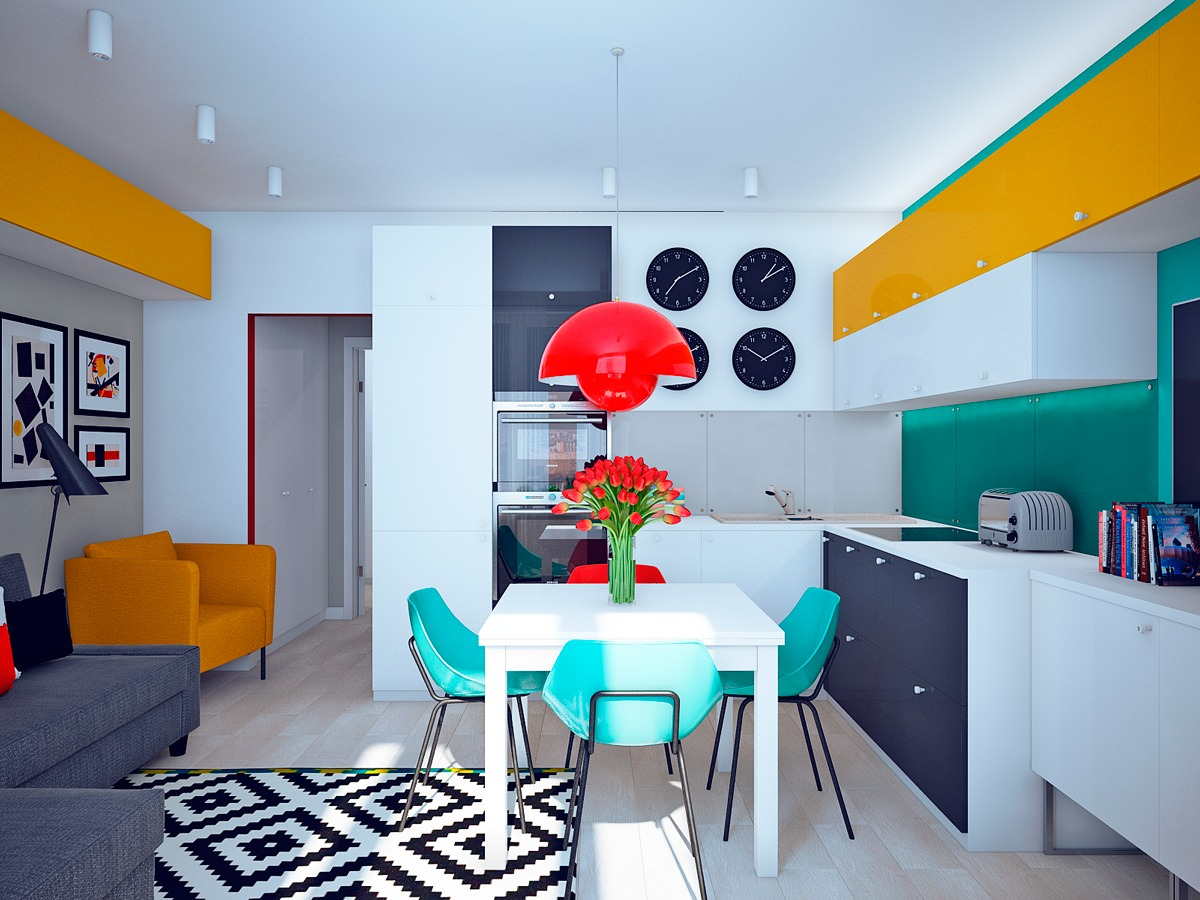 This Gallery Like Home Reflects A Different Art Style In Every Room