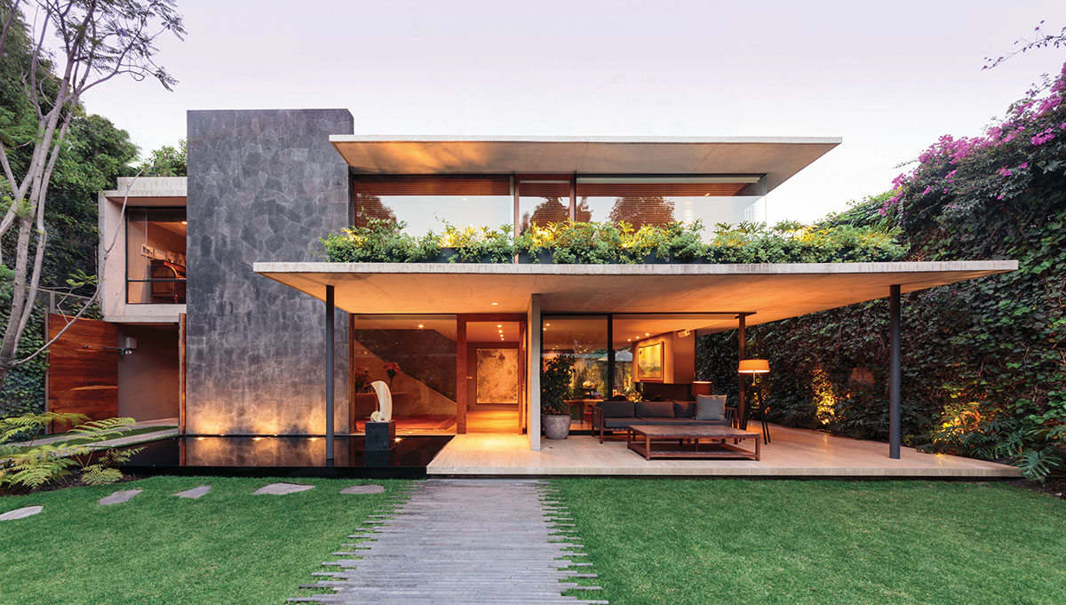 An atmospheric approach to modernist architecture in mexico Design house international