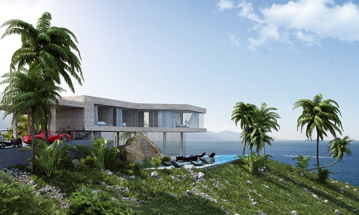 Breathtaking Luxury Resort Villas In Bodrum, Turkey
