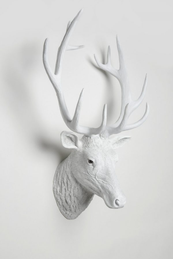 luxury ideas fake deer.  Faux Deer Head Home Decor
