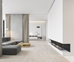when - Minimalist Interior Design Living Room