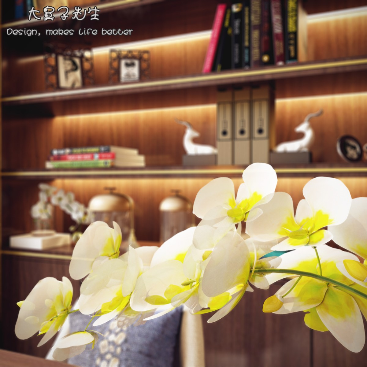 Yellow In Chinese Interior Design - Two modern interiors inspired by traditional chinese decor