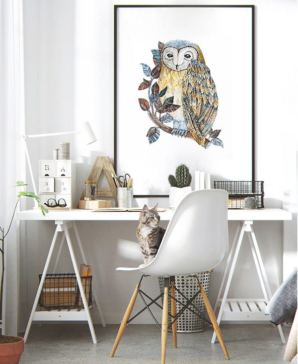 Owl Home Decor Items Every Owl Lover Should Have