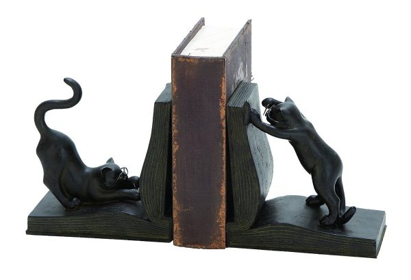 50 unique bookends for book lovers - Sturdy bookends ...