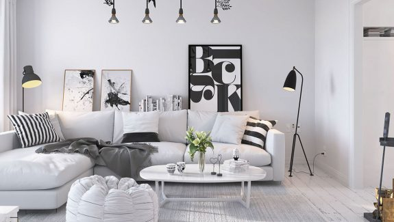bright and cheerful: 5 beautiful scandinavian-inspired interiors