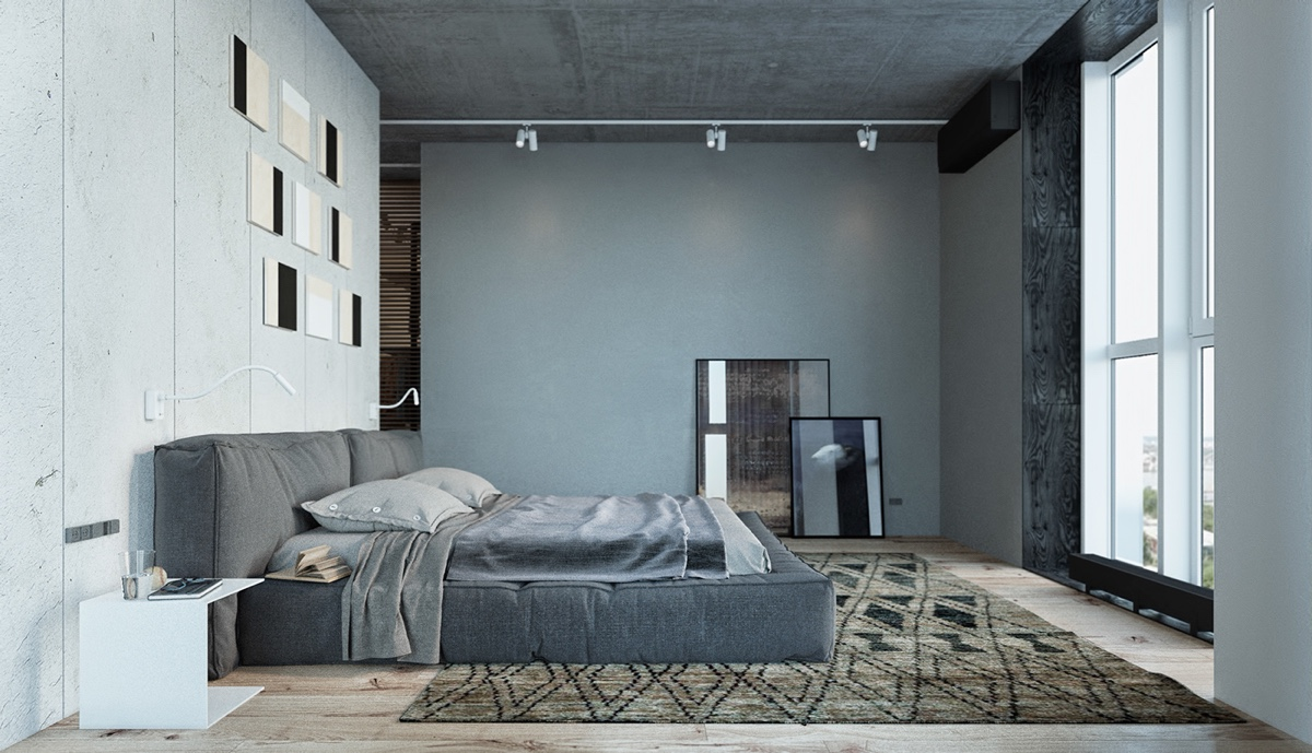 Grey bedrooms ideas to rock a great grey theme Room visualizer furniture