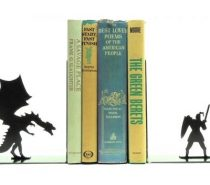 dragon bookend