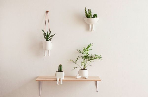 BUY IT - 30 Unique Hanging Planters To Help You Go Green