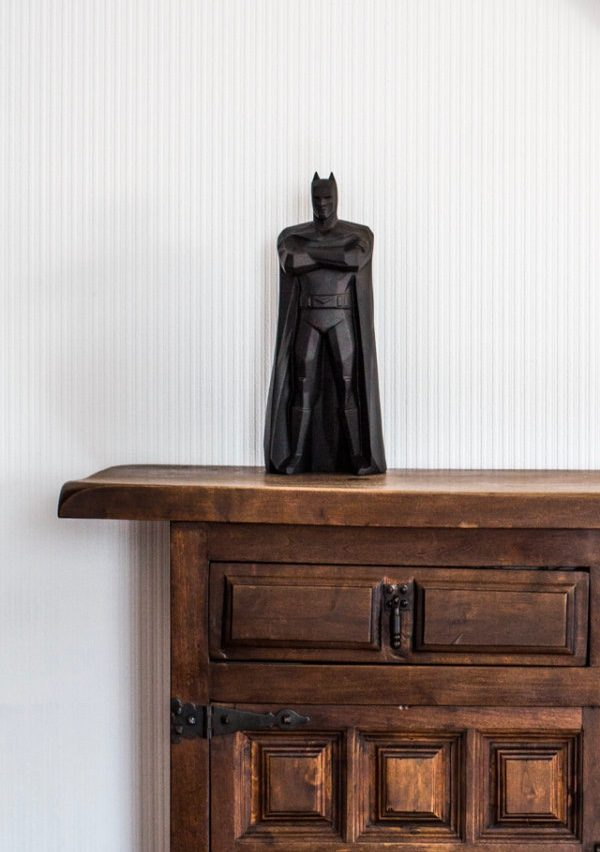 Batman living room