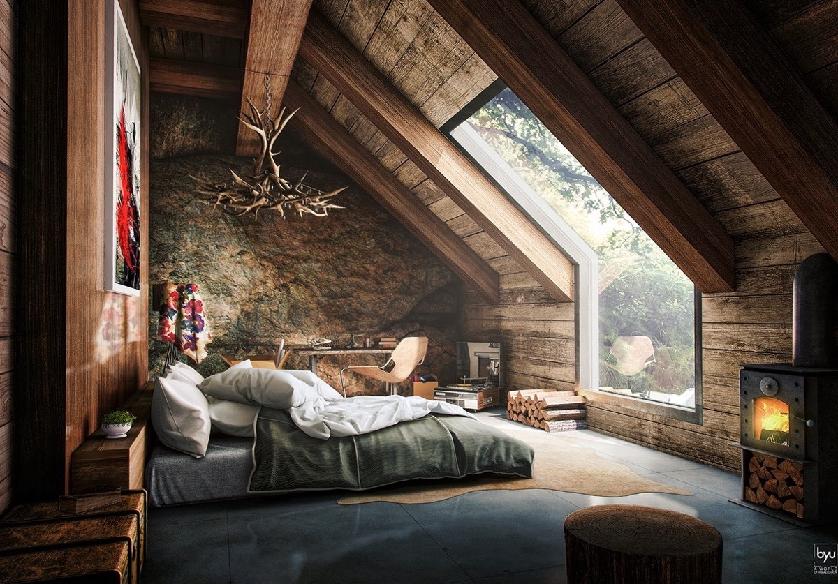 & 25 Amazing Attic Bedrooms That You Would Absolutely Enjoy Sleeping In
