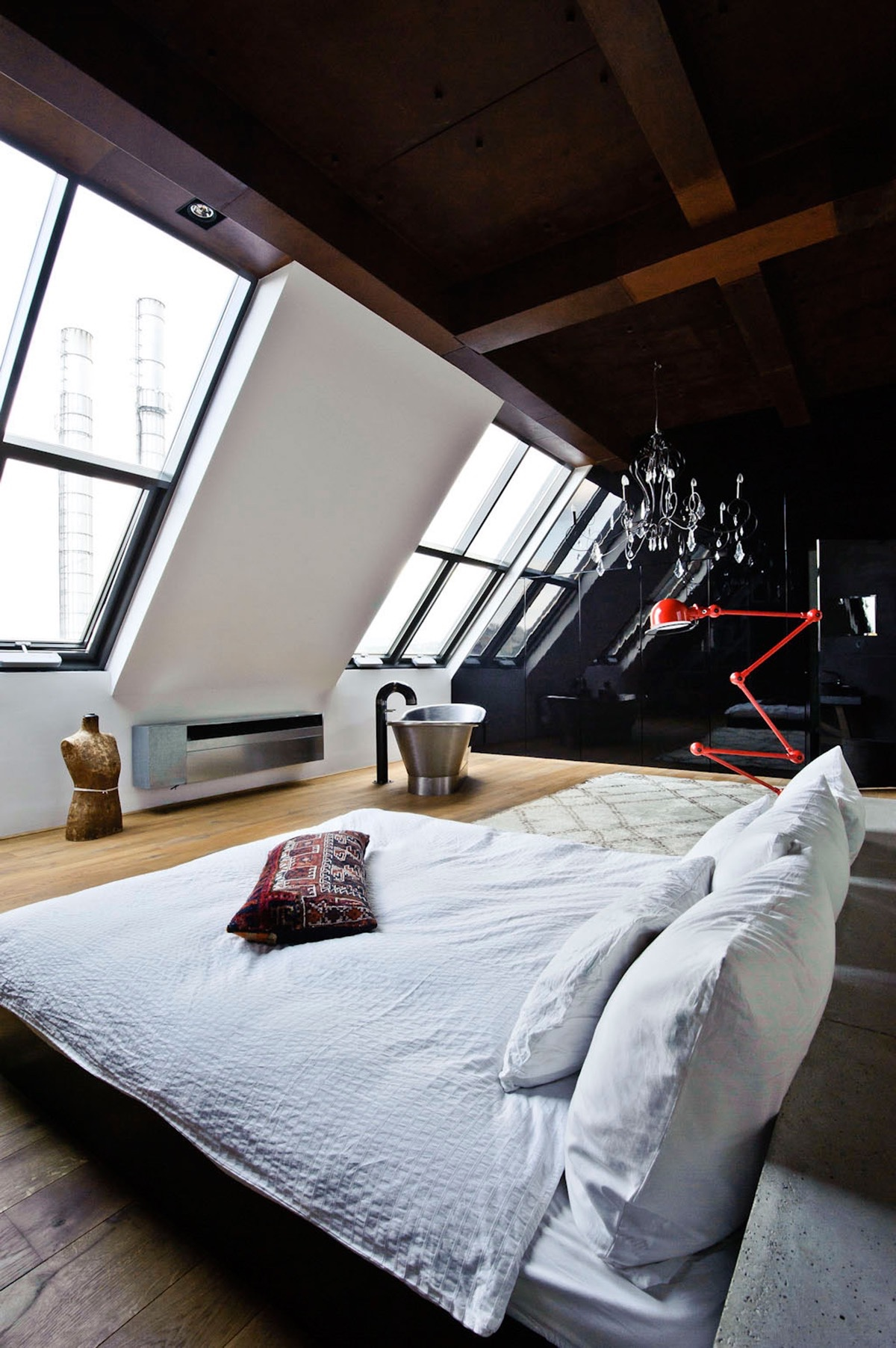 Beds For Attic Rooms. Fabulous With Beds For Attic Rooms. Simple ...