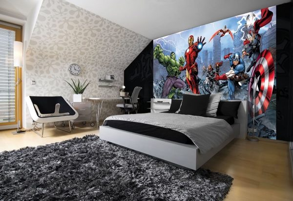 superhero home decor for themed rooms amp parties