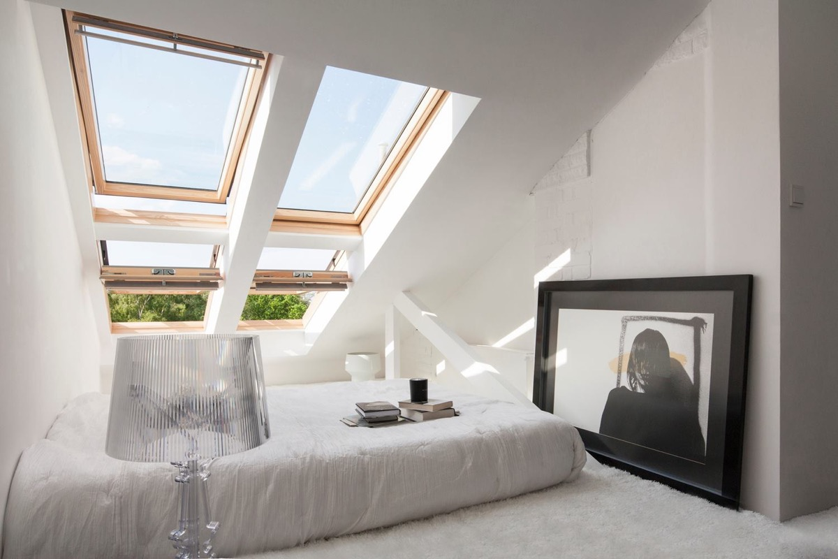 25 amazing attic bedrooms that you would absolutely enjoy An attic room