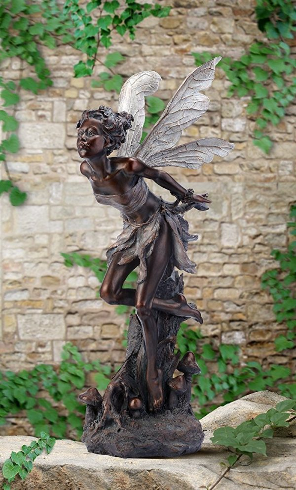 40 Stunningly Beautiful Statues Of Fairies And Angels For Your