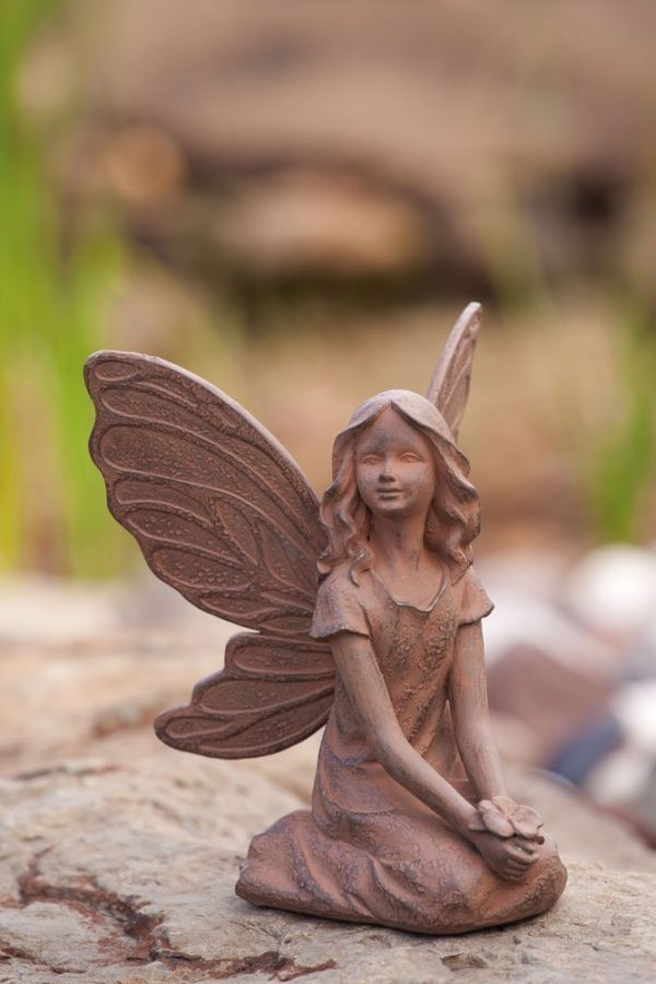 40 Stunningly Beautiful Statues Of Fairies And Angels For Your Home U0026 Garden