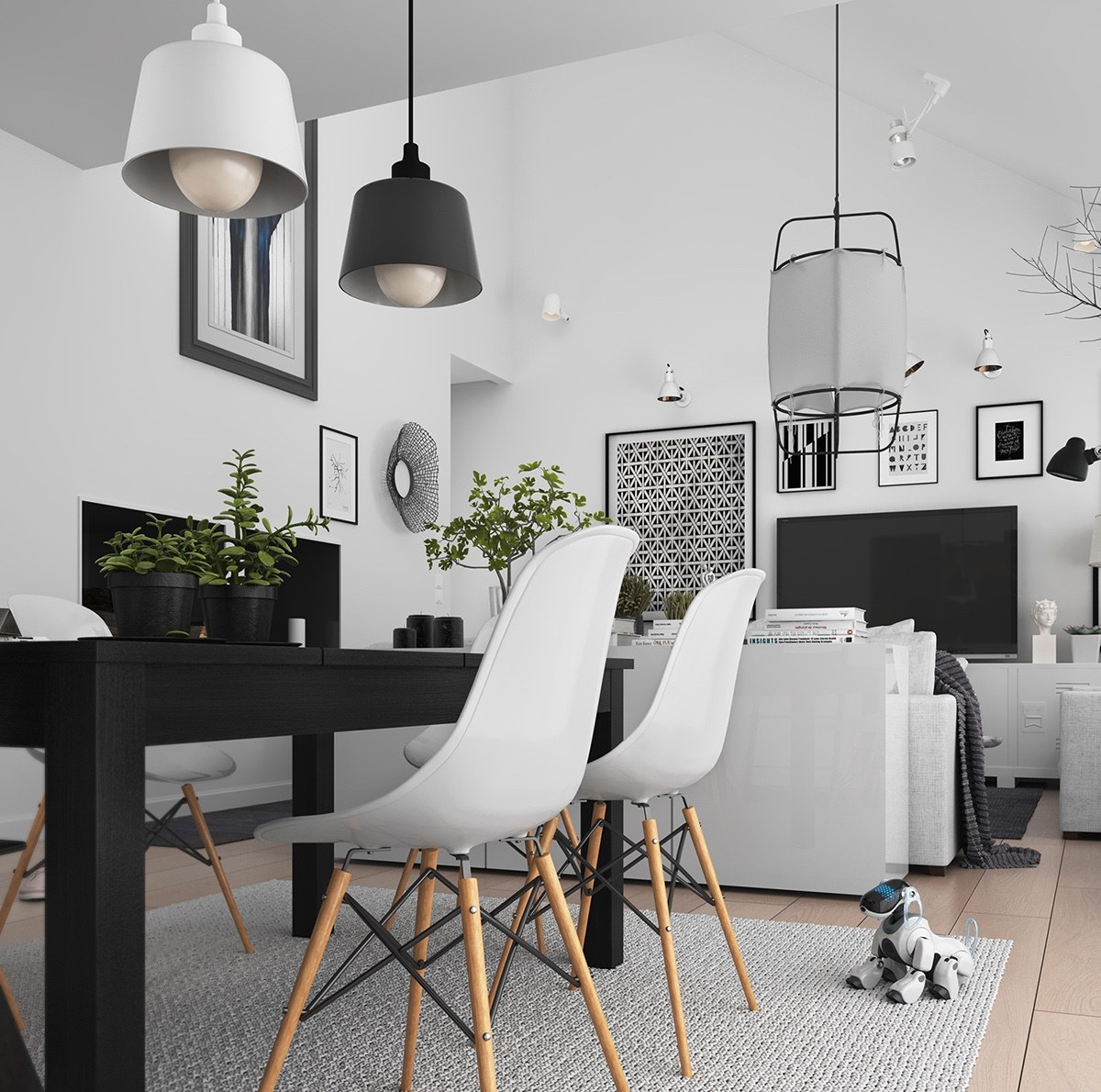 Simple and achievable scandinavian apartment designs 5 simple and achievable scandinavian apartment designs arubaitofo Image collections