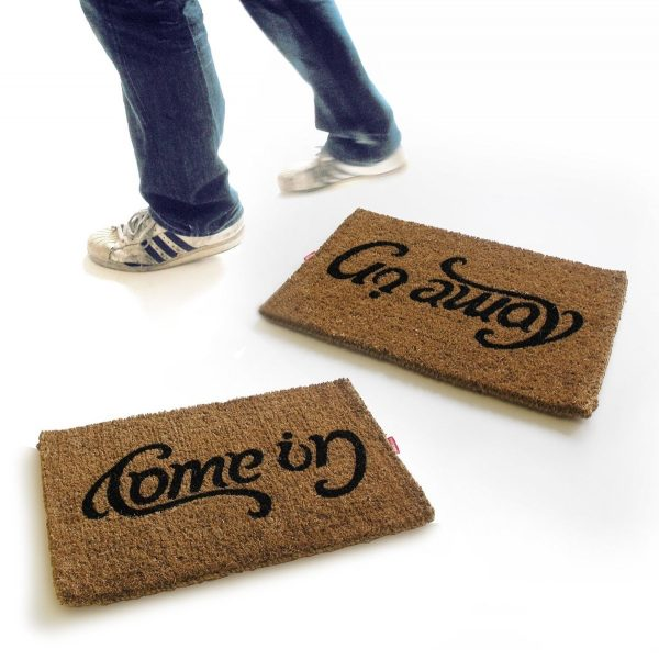 30 funny doormats to give your guests a humorous welcome - Novelty welcome mats ...