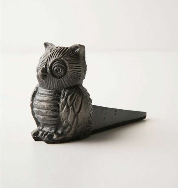 BUY IT · Cast Iron Owl Door Stop: ...