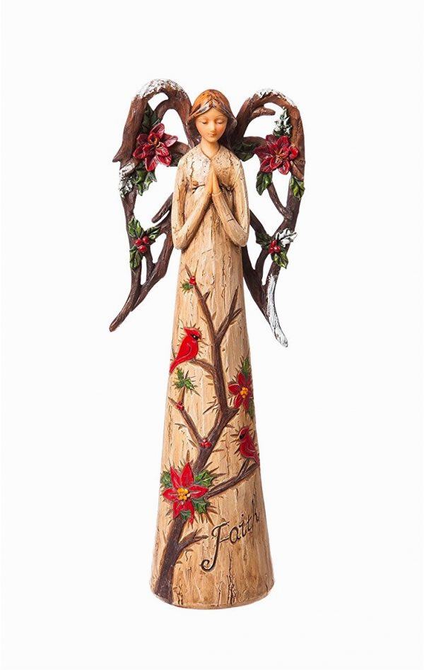 40 Stunningly Beautiful Statues Of Fairies And Angels For Your ...