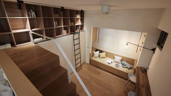 2 Super Tiny Endangering Designs Under 30 Square Meters (Includes Floor Plans)