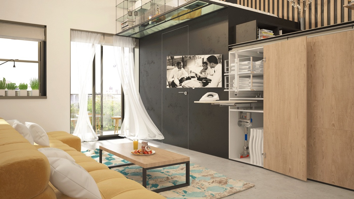 2 super tiny home designs under 30 square meters includes floor 17 designer ani yenokyan