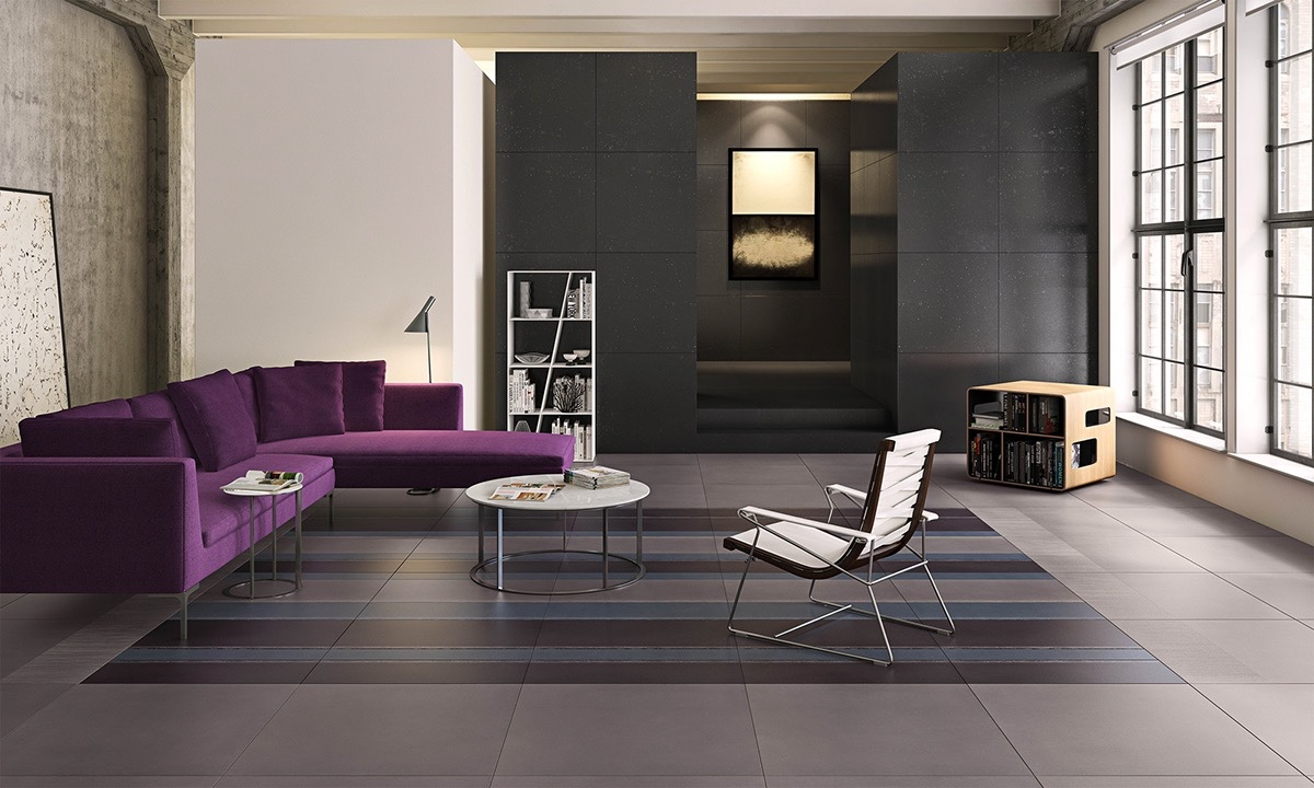 Unique Living Room Floor Tiles - 30 living rooms that transcend design eras