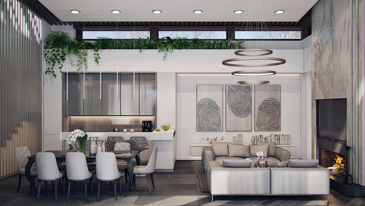 & Inspiring Examples Of Use Of Grey In Luxury Interior Design