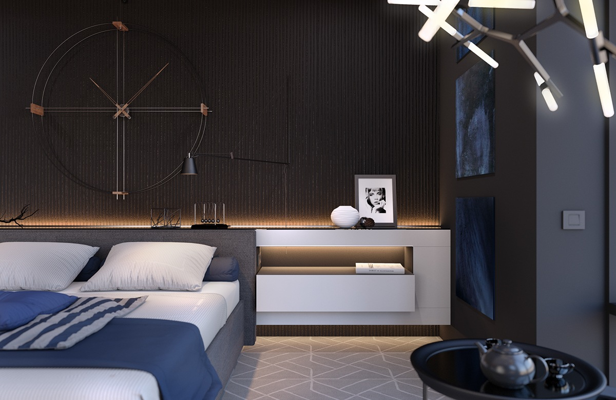 Black And White Bedroom Ideas | 40 Beautiful Black White Bedroom Designs