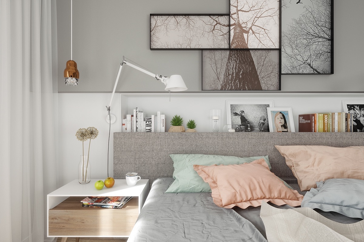 Pastel Bedroom Colors 42 Gorgeous Grey Bedrooms