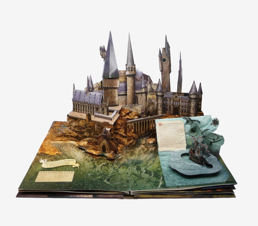 40 harry potter decor accessories to make your home feel for Harry potter home decorations