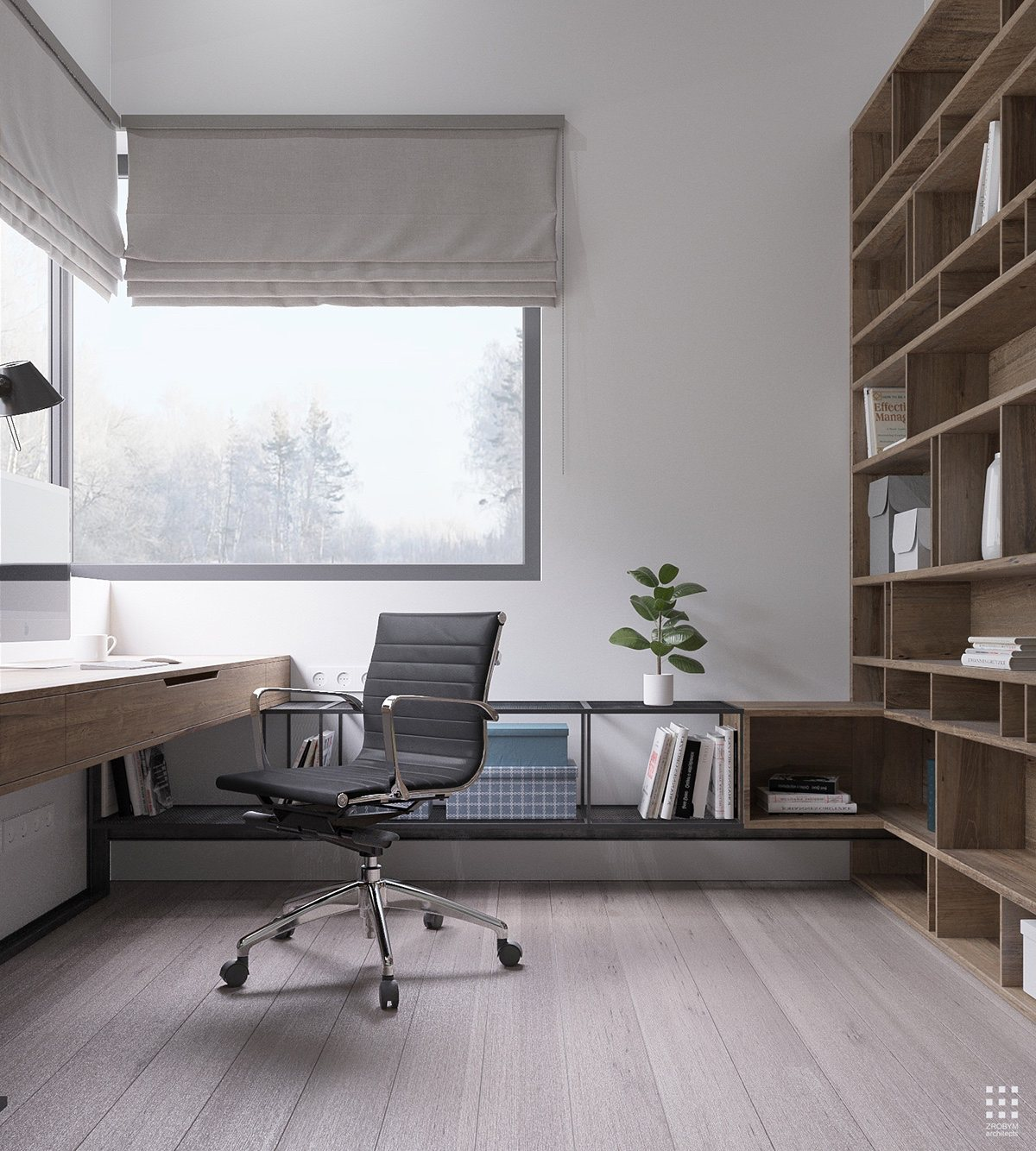 Design Home Office. Modern Design Home Office. Office R