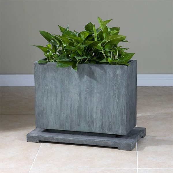 32 uniquely beautiful concrete planters Concrete planters