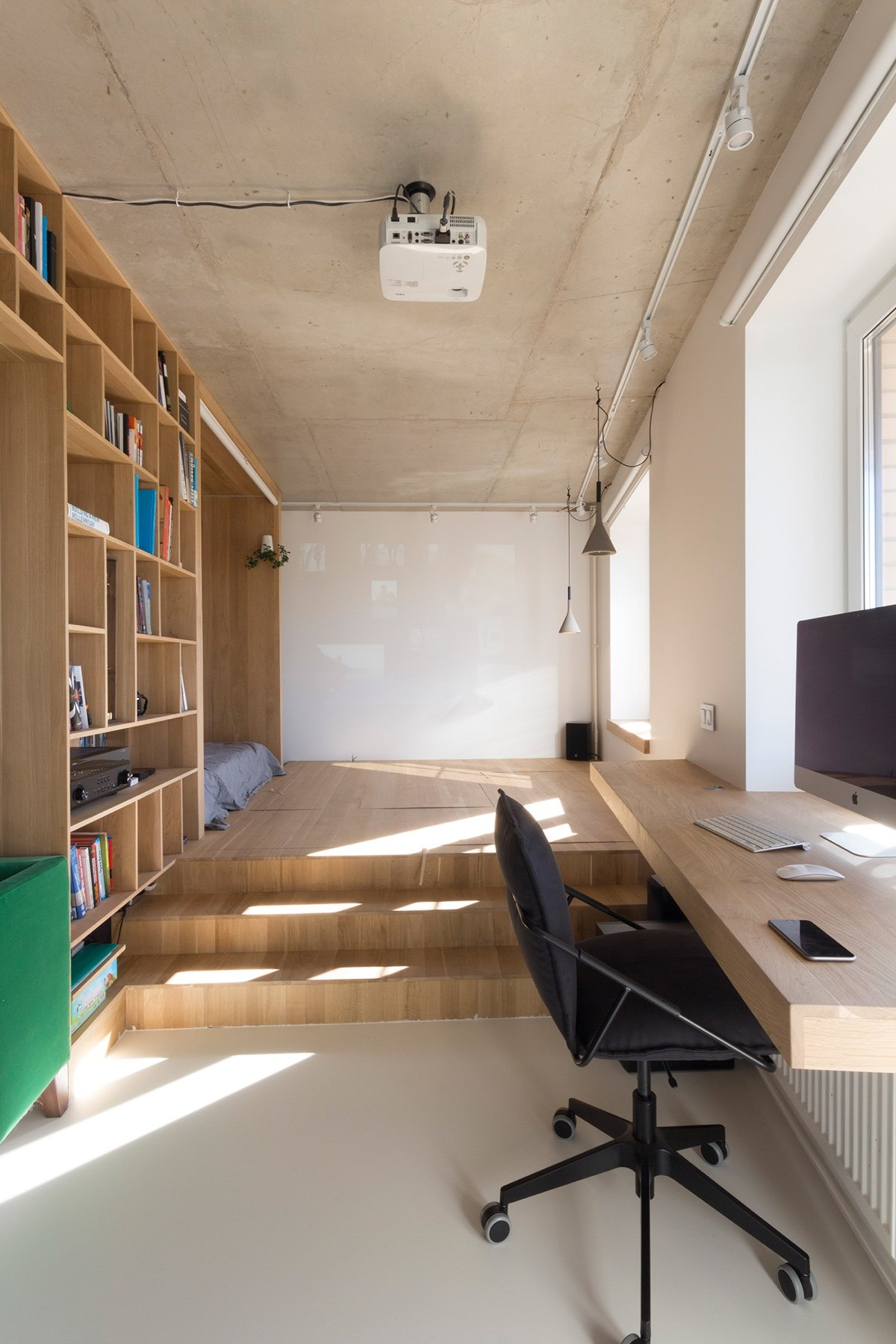 Super small studio apartment under 50 square meters for Apartment japan design