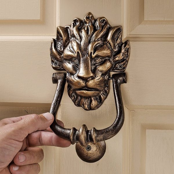 - 40 Unique Door Knockers To Add Drama To Your Entryway