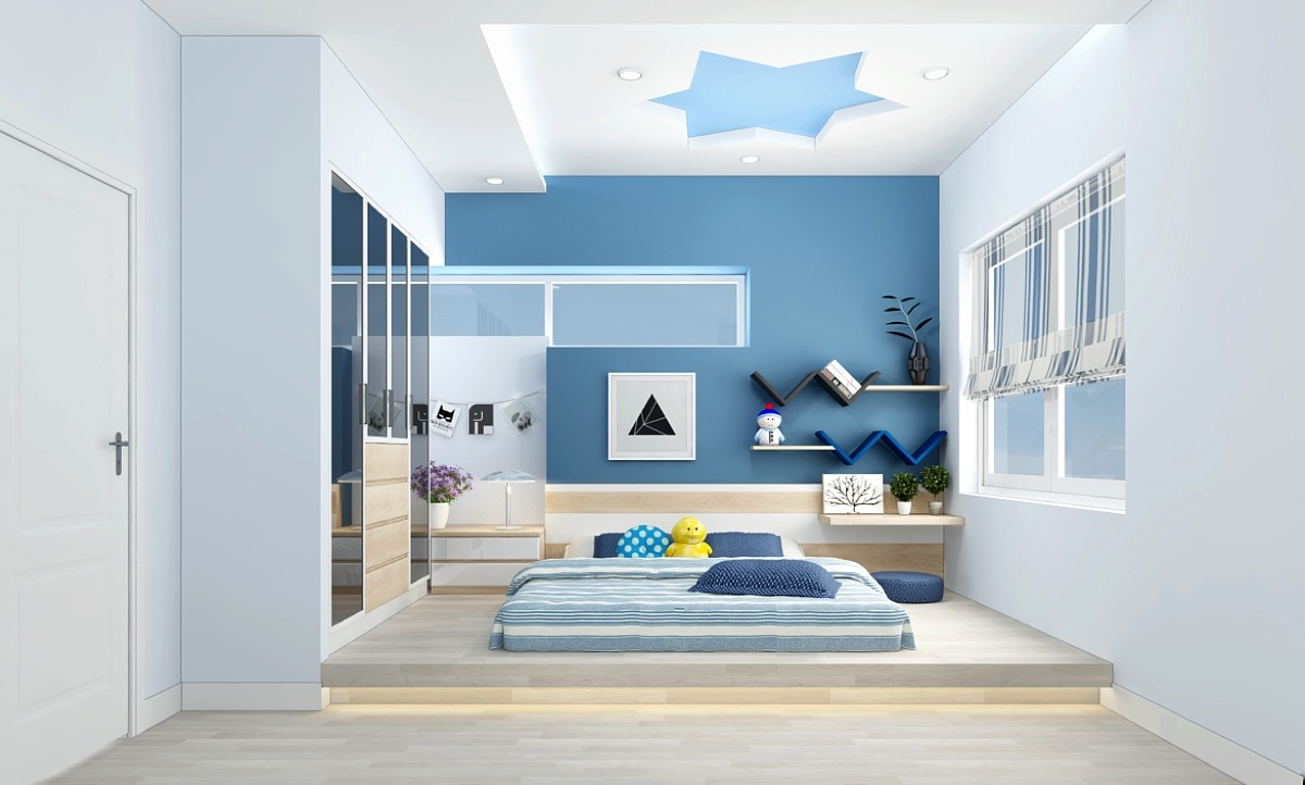 bedrooms Floor Bed Designs For Stylish Bedrooms low bed for kids